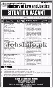 ministry of law justice jobs 2016 available for 1