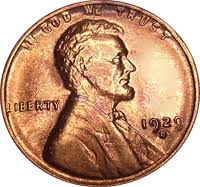 1929 S Wheat Penny Value Cointrackers