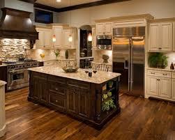 50 inspiring cream colored kitchen cabinets decor ideas (47. Hardwood  TileWood ...