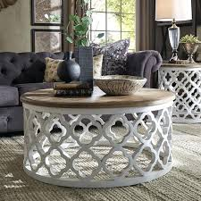 round white coffee table best white round coffee table ideas only on off white coffee table