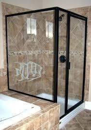 shower decals shower door decals partially frosted glass shower doors shower door shower door decals tropical