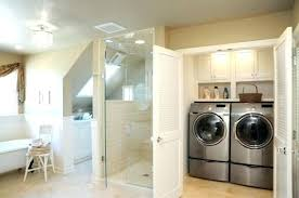 bathtub laundry wash laundry in bathtub view in gallery front loading washing machine and dryer wash