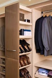 Masculine Big Prependicular Brown Wooden Shoes Storage Cabinet Design Ideas  For Male - pictures, photos