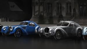 Type 57s were built from 1934 through 1940, with a total of 710 examples produced. Bugatti Type 57sc Atlantic Celebrates Its 80th Birthday And It Still Looks Stunning