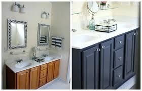 bathroom cabinet painting ideas miraculous inspiring redo