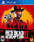 PS4 Red Dead Redemption 2 - Standard Edition