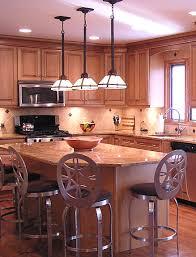 kitchen island pendant lighting ideas. Kitchen Island Lighting Idea - Three Pendant Light Fixtures Over The Ideas T