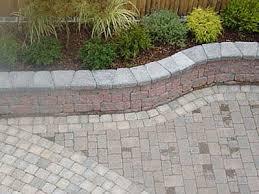 retaining wall design raised patios