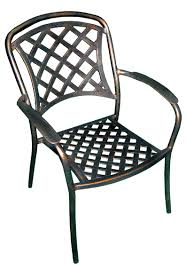 commercial outdoor wrought iron cast iron furniture bar cast iron chairs