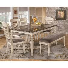 dining room set with bench. innovative decoration ashley furniture dining table with bench crazy room set i