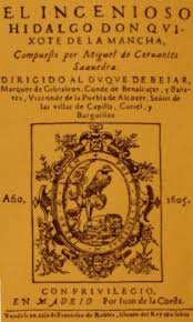 how don quixote s battles predicted piracy in the digital age the title page of the first edition of don quixote image courtesy of