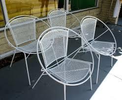 salterini outdoor furniture. salterini hoop mid century patio chair outdoor furniture