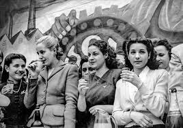 Votofemenino: a 72 años del triunfo de la mujer, con la figura de Evita  como emblema - Diario 26