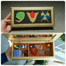 awesome zelda jewelry box reduced s etsy