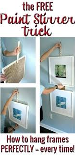 hanging things on walls without nails how to hang pictures on wall without nails how hang
