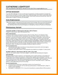 Core Competencies Resume – Rekomend.me