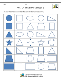 Check spelling or type a new query. Free Shape Worksheets Kindergarten