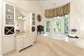 traditional bathroom lighting. Beautiful Interior Home Design With Crema Marfil Marble: Nice Traditional Bathroom Vanity Lighting A
