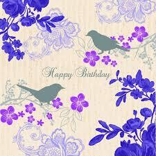 Elegant Birthday Card