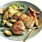 blue cheese stuffed pork chops for two