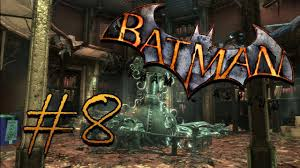 swing from the chandelier batman arkham asylum 8