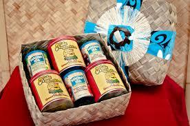 cookies nuts gift basket