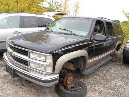 Suburban 98 chevy suburban : 1998 Chevrolet Suburban K1500 Quality Used OEM Replacement Parts ...