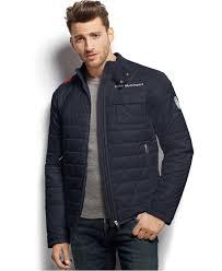 Lyst - Puma Bmw Motorsport Padded Jacket in Blue for Men & Gallery Adamdwight.com