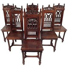 antique dining room chairs. Captivating Antique Wooden Dining Chairs And Vintage Table Inside Plans 11 Room