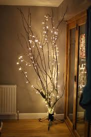 6. Tree Of Light Illuminated Lamp