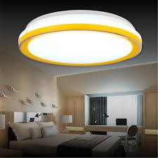 Bedroom With No Light Angeelee Color Leds Romantic Ceiling Light A Minimalist