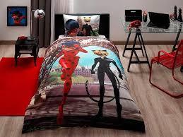 miraculous ladybug bedding set 3 pieces
