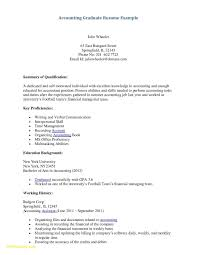 Resume Sample For Fresh Graduate Accounting Pdf Refrence Accounting