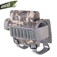 High Quality Portable Adjustable <b>Tactical</b> Butt Stock <b>Rifle</b> Cheek ...