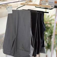 best for pants the container chrome metal pant hangers