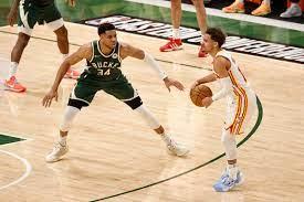 Bucks vs. Hawks, Game 1 final score ...
