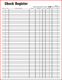 Printable Check Register When You Are Searching For Coupons They