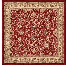 8 x 8 yasmin square rug