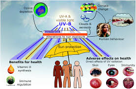 Human Health In Relation To Exposure To Solar Ultraviolet