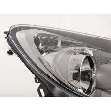 Spare Parts Headlight Right Opel Corsa D Year 06