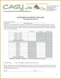 Profit And Lost Sheet Profit And Loss Worksheet Office Statement Spreadsheet