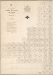 Pilot Chart Of The North Atlantic Library Of Congress