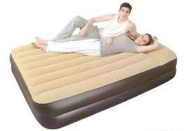 Надувная <b>кровать RELAX HIGH RAISED</b> AIR BED QUEEN ...