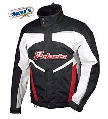 Polaris Mens Retro Insulated Throttle Snowmobile Jacket