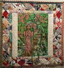 Faith Ringgold's quilt of Maya Angelou sells big at auction ... &