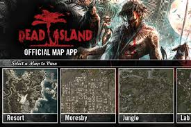 official dead island map app on the app store Dead Island Map Dead Island Map #21 dead island map minecraft