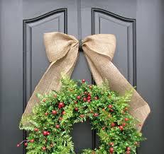 front door wreath hangerHanging a Wreath Without Damaging Your Door  UTR Dco Blog