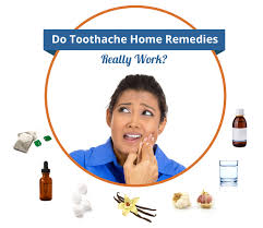 do toothache home remes really work
