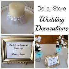 ideas for wedding on a budget dollar decoration ad