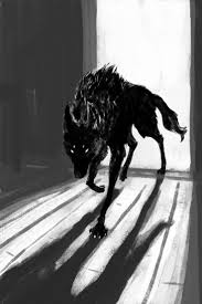 Pin by ivy rice on Rysunki | Wolf tattoos, Werewolf aesthetic, Animal  tattoos